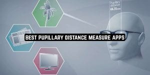 Free Pupillary Distance Measure Apps