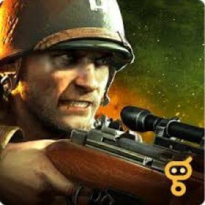 Frontline Commando: WW2 Shooter logo