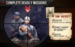 Frontline Commando: WW2 Shooter screen 1