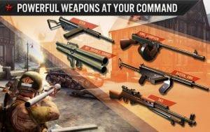Frontline Commando: WW2 Shooter screen 2