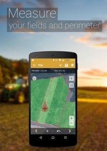 GPS Fields Area Measure by Farmis2