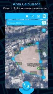 Gps Area Calculator by KBK INFOSOFT2