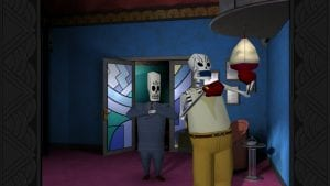 Grim Fandango Remastered screen 1