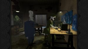 Grim Fandango Remastered screen 2