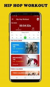 Hip Hop Dance Workout screen 1