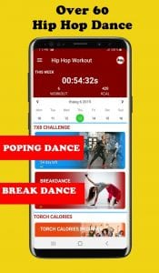 Hip Hop Dance Workout screen 2