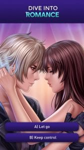 Is It Love? Drogo - Vampire screen 1