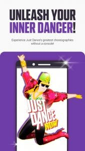 Just Dance Now screen 1