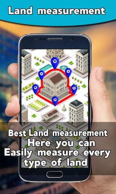 Land Area Measurement - GPS Area Calculator App by AppsMi Studio2