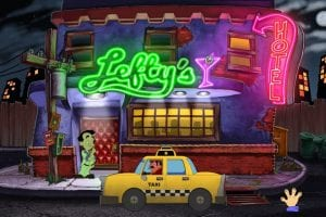 Leisure Suit Larry: Reloaded screen 1