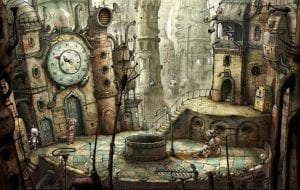 Machinarium screen 1