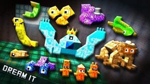 MonsterCrafter screen 1
