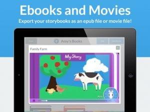 My Story Book Maker screen 1