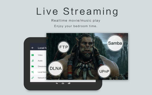 OPlayer Lite is a media player1