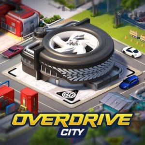 Overdrive City logo
