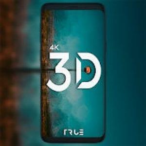 Parallax Live Wallpapers - 3D Backgrounds, 2K 4K byHD Pro Walls