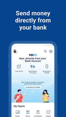 Paytm -UPI, Money Transfer, Recharge, Bill Payment2