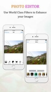 PicLab - Photo Editor, Collage Maker & Insta Photo Editor Plus Free screen 1