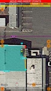 Planimeter 55. Measure on map2