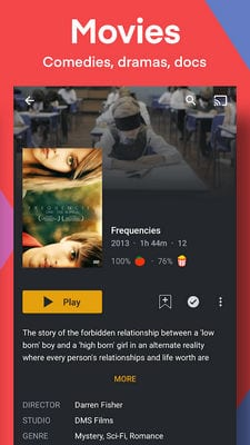 Plex Stream Free Movies, Shows, Live TV & more2