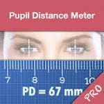 Pupil Distance Meter Pro - Accurate PD measure
