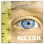 Pupillary Distance Meter PD Camera Measure by vistech.projects