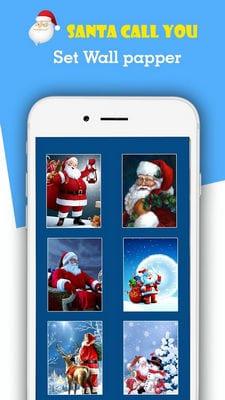 Santa Call You Live Santa Video Call Prank1