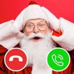 Santa Video Call by Thanh Dat Nguyen