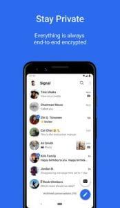 Signal Private Messenger2