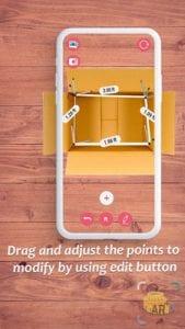 SimplAR Measure - Tape Measure & Camera to Plan2