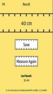 SizeUp - a Smart Tape Measure1