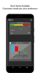 Smart EMF Detector screen 2