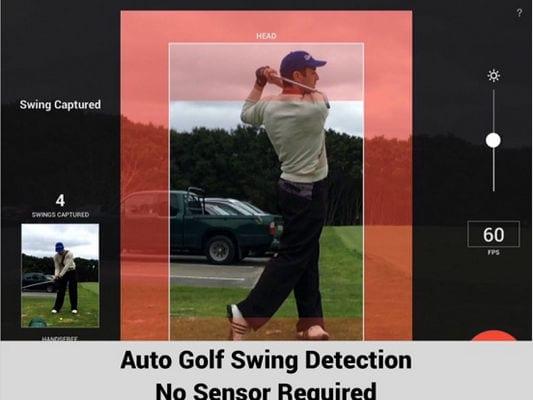 Swing Profile Golf Analyzer1