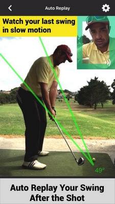 Swing Profile Golf Analyzer2
