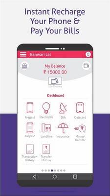 TezzPay - Recharge, Bill Payment, UPI, Merchant2
