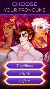 The Arcana: A Mystic Romance screen 1