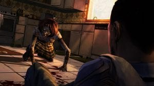 The Walking Dead: Season One screen 1