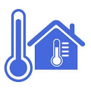 Thermometer Room Temperature Indoor, Outdoor by Switch To Future