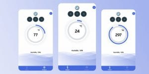 Thermometer Room Temperature Indoor, Outdoor by Switch To Future1