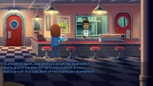 Thimbleweed Park screen 2