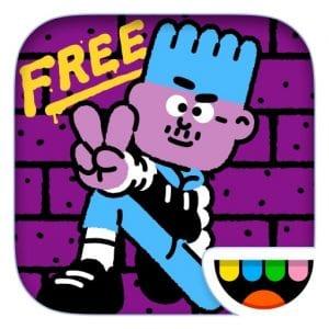 Toca Dance Free logo