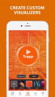 Trapp - Music Visualizer2