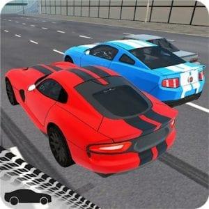 Tuning Car Simulator logo