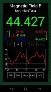 Ultimate EMF Detector Free screen 1