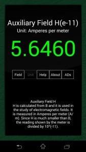 Ultimate EMF Detector Free screen 2