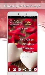 Wedding Countdown App 2020 2021 1