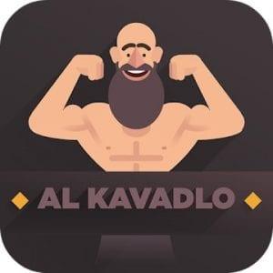 We're workout out – Al kavadlo logo