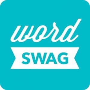 Word Swag logo