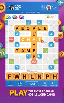 Words With Friends 2 - Board Games & Word Puzzles1