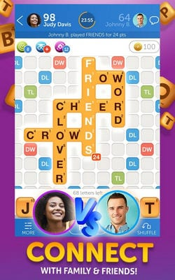 Words With Friends 2 - Board Games & Word Puzzles2